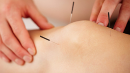 Acupuncture & pain